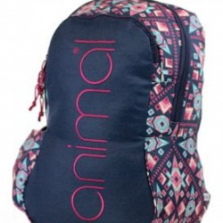 ANIMAL BRIGHT BACKPACK MULTI COLOURED