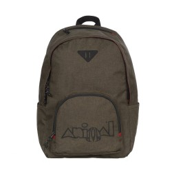 ANIMAL CLASH BACKPACK WINTER MOSS GREEN
