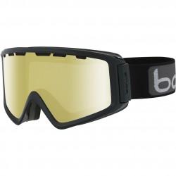 BOLLE Z5 OTG Black Shiny Lemon Gun Cat 1 Goggles