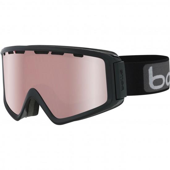 BOLLE Z5 OTG Black Shiny Vermillon Gun Cat 2 Goggles