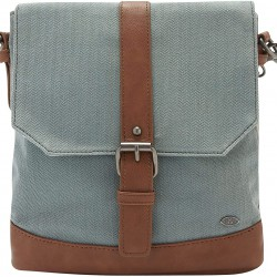 ANIMAL CROSS BODY NUCLEUS BAG CHINOS GREEN