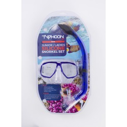 TM4 Silicone Diving Set Junior/Ladies