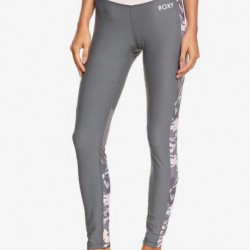 ROXY SPY GAME 7/8 WOMENS FITNESS LEGGINGS CAMO