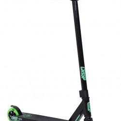 Crisp Blitz Scooter Black / Green