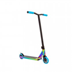 Crisp Surge Scooter Colour Chrome / Blue
