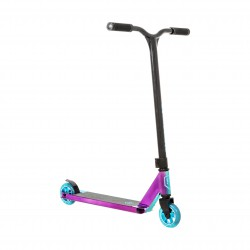 Grit Extremist Complete Scooter - Vapour Blue Purple / Black