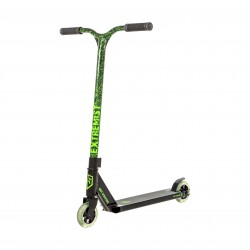 Grit Extremist Complete Scooter - Black / Green