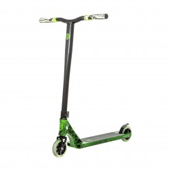 Grit Elite Complete Scooter - Green / Black