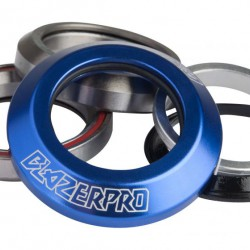 Blazer Pro Integrated HeadsetSealed Blue 1 1/8 IN