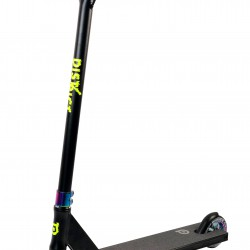 DISTRICT  C50 COMPLETE SCOOTER LIMITED EDITION NEO YELLOW