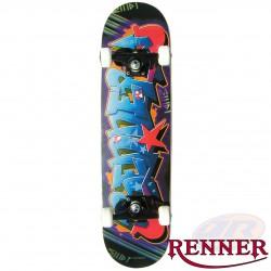 RENNER A11 GRAFFITI SKATEBOARD