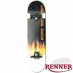 RENNER A13 FLAME SKATEBOARD