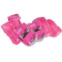 Essentials Triple Pad Set Pink