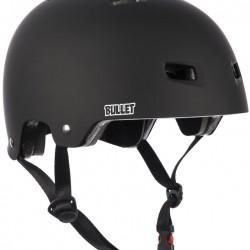 Bullet Deluxe Helmet T35 Youth 49-54cm Black