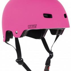Bullet Deluxe Helmet T35 Youth 49-54cm Pink
