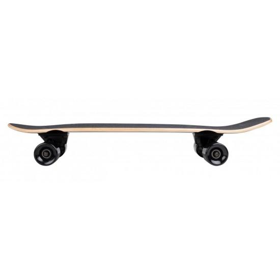 "D Street Cruiser Skateboard Atlas Black 28 """