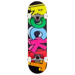 ROCKET COMPLETE SKATEBOARD BLOCKS MINI