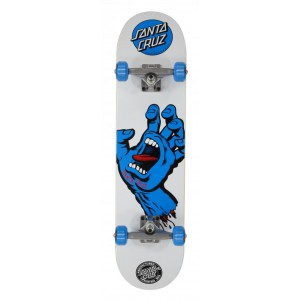 SANTA CRUZ COMPLETE SCREAMING HAND SKATEBOARD