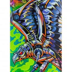"Tony Hawk SS 360 Toxic Complete Skateboard 7.5"""
