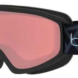 BOLLE FREEZE GOGGLES MATTE BLACK VERMILLION