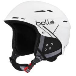 BOLLE B-FUN HELMET SOFT WHITE & BLACK