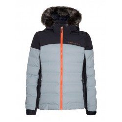 PROTEST BLACKBIRD PUFFER WOMENS SKI JACKET