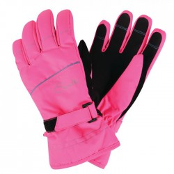 DARE2B KIDS GLOVES CYBER PINK