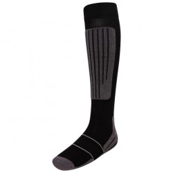 DARE2BE PERFORMANCE SKI SOCKS BLACK/EBONY