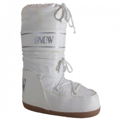 Manbi Adult Space Boot White
