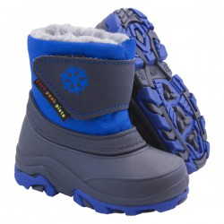 BOING BOOTS BLUE INFANT
