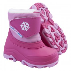BOING BOOTS PINK INFANT