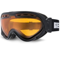 BLOC SPIRIT OTG GOGGLES SHINY BLACK ORANGE