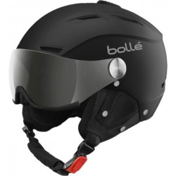 BOLLE BACKLINE VISOR BLACK HELMET