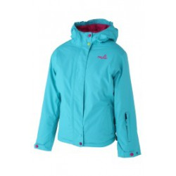 GIRLS OLIVIA SURFANIC TURQUOISE SNOW JACKET