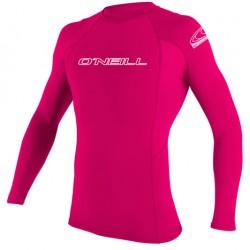 O'Neill Girls Skin L/S Crew