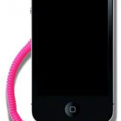 myBunjee Classic phone holder Pink