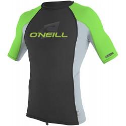 O'Neill Boys Skin S/S Crew