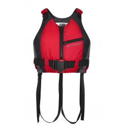 TYPHOON AMROK 50N ADULTS BUOYANCY AID VEST RED/GRAPHITE