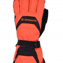 SURFANIC MENS GLOVES ORANGE