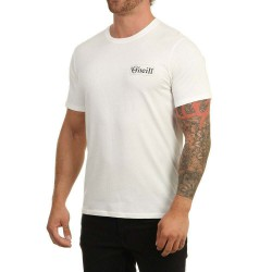 O'NEILL COOLER MENS T SHIRT POWDER WHITE
