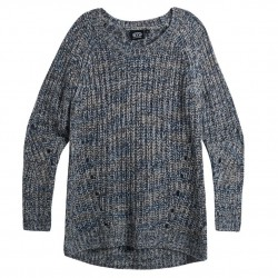 ANIMAL WOMENS KNITTED LILLY SUI JUMPER DARK NAVY