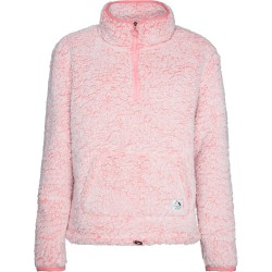 Protest Camille Fleece jumper Think Pink