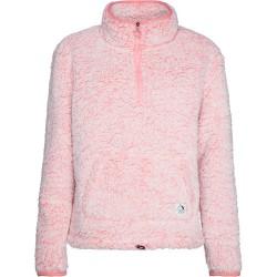 Protest Camille Fleece jumper Think Pink